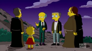 The Simpsons 20x13 : Gone Maggie Gone- Seriesaddict